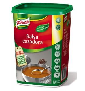 SALSA KNORR CAZADORA 720 GR