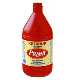 KETCHUP PRIMA CLASICO BT.1.8 KG