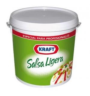 SALSA LIGERA KRAFT CUBO 5 L