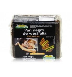 PAN MESTEMACHER NEGRO WEST.500 G