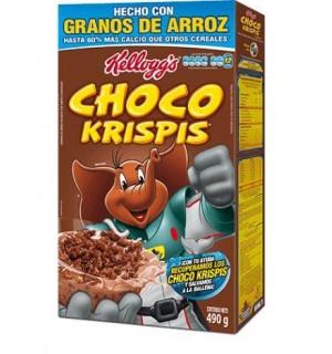 KELLOGG'S CHOCO KRISPIES CHOCOS 375 GR