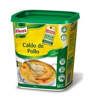 CALDO KNORR POLLO BOT. 1 KG