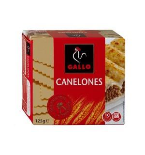 CANELONES GALLO 20 UN 160 GR