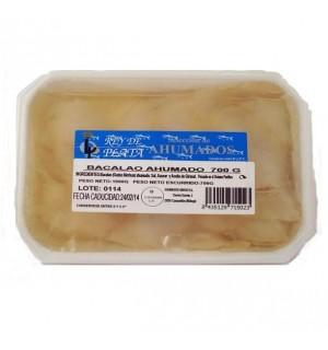 BACALAO REY PLATA AHUMADO TAR. 700 GR