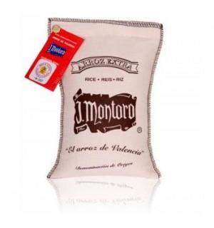 ARROZ J.MONTORO EXT. D.O.VAL. TELA 1 KG