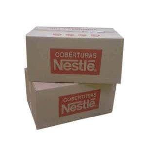 COBERTURA NESTLE CHOCOLATE NEGRO 10 KG