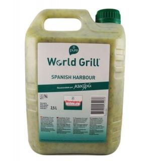 WORLD GRILL VERSTEGEN SPAN.HARBO.GF.2.5L