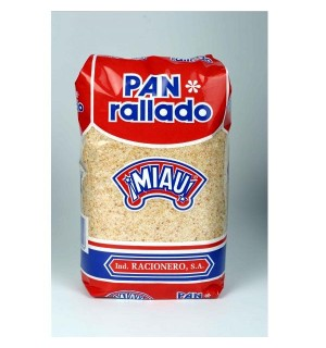 PAN RALLADO MIAU 500 GR