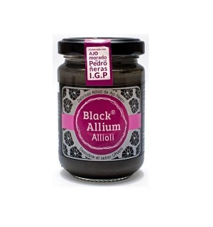 ALLIOLI JR AC.BLACK ALLIUM 135 ML