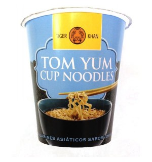 FID.NOODLES TIGER KHAN TOM YUM VASO 65G