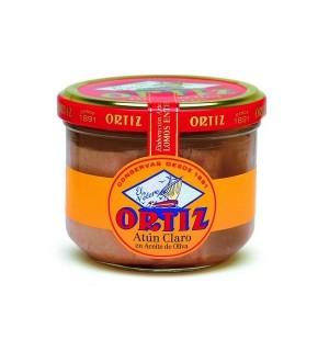 ATUN ORTIZ CLARO AC. OLIVA BT.ALTO 220GR