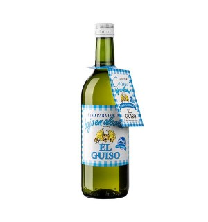 VINO EL GUISO COCINA BAJO ALCOHOL 3/4 L