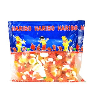 GOMINOLAS HARIBO COCKTAIL PICA 1 KG
